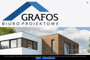 """Biuro projektowe """"Grafos"""" - Adaptacja projektów Sochaczew"""