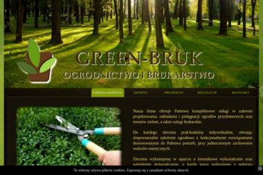 GREEN-BRUK - Biuro Projektowe Tokarnia
