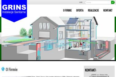 GRINS - Instalacje gazowe Nowy Sącz