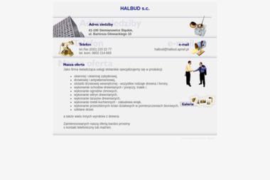 HALBUD s.c. - Stolarstwo Siemianowice Śląskie