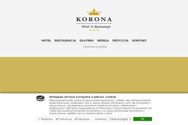 Korona Hotel & Restauracja - Catering dla firm Rzeszów