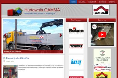 GAMMA - Skład budowlany Wałbrzych