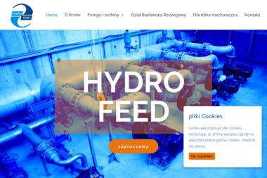 Hydro Feed Sp. z o.o. - Tokarz Świdnica