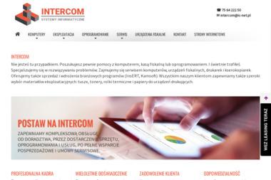 InterCom - Serwis sprzętu biurowego Jelenia Góra