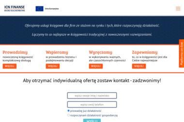 ICN FINANSE - Doradca podatkowy Lublin