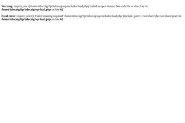 INFO-COIG Marcin Prażuch - Projektowanie Stron WWW Mysłowice
