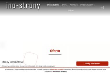 Firma handlowo-usługowa INO-STRONY - Tworzenie Stron WWW Inowrocław