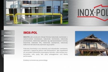 INOX-POL - Balustrady nierdzewne Tczew