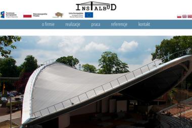INSTALBUD Sp. z o.o. - Konstrukcje stalowe Czarna Białostocka