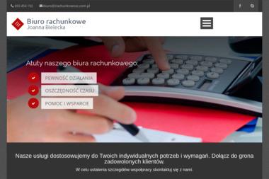 Joanna Bielecka Usługi Administracyjno Biurowe - Prowadzenie Ksiąg Rachunkowych Dzierżoniów