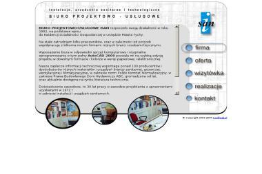 ISAN - Projekty Domów Tychy