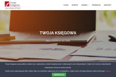 Biuro rachukowe Twoja Księgowa Sylwia Benedyk - Finanse Dąbrówka Tczewska