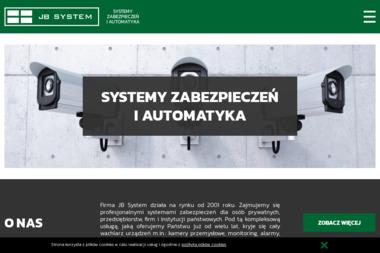 JB SYSTEM  J. Urban, J. Zych s. c. - Elektryk Leżajsk
