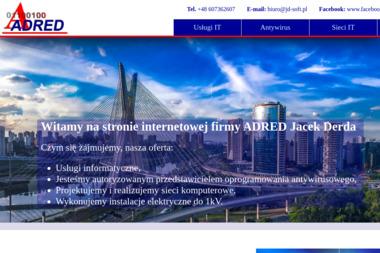 ADRED - Strony internetowe Nowa Sól