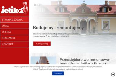 Jetika Sp. z o.o. - Dom Jednorodzinny Krosno