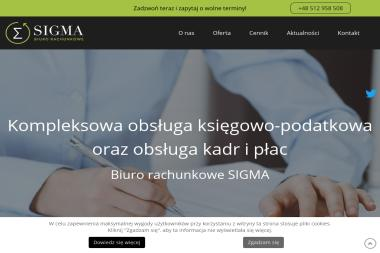 Biuro rachunkowe SIGMA - Usługi finansowe Reda