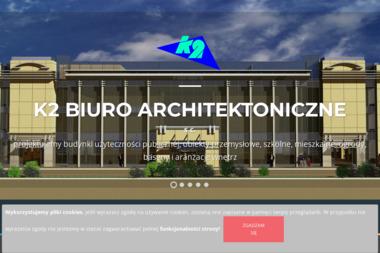 K2 Biuro Architektoniczne s.c. - Projekty Domów Parterowych Gorzów Wielkopolski