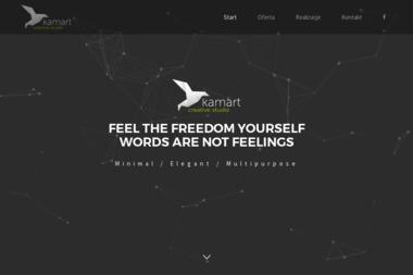 Kam art. Krzysztof Kamiński - Druk katalogów i folderów Olsztyn