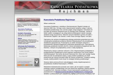 Kancelaria Podatkowa Rajchman - Biuro rachunkowe Siemianowice Śląskie