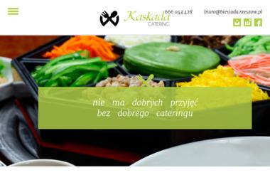 Kaskada Catering - Catering dla firm Rzeszów
