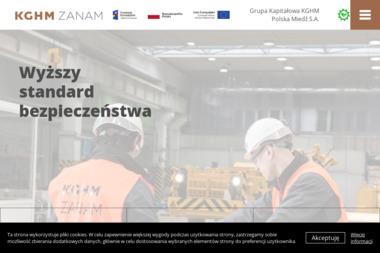 KGHM ZANAM Spółka Akcyjna - Firma transportowa Polkowice