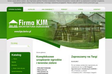 Firma KJM Janusz Kiełb - Altany z Bali Kielce