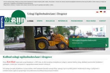 KOŁ-BUD Usługi Ogólnobudowlane i Drogowe - Remonty domów i kamienic Tanowo