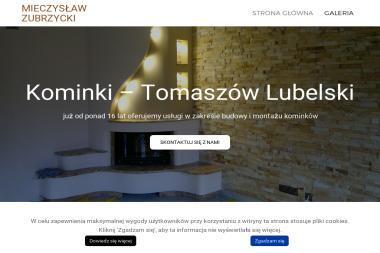 Usługi Remontowo-Montażowe Mieczysław Zubrzycki - Kominki Tomaszów Lubelski