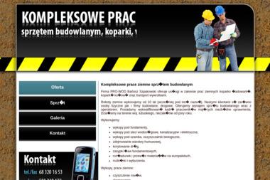 PRO-WOD Bartosz Szpakowski - Transport Samochodów z Niemiec Zielona Góra