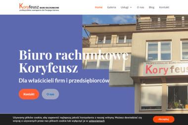 KORYFEUSZ Stanisława Sendecka - Biuro Rachunkowe Skarżysko-Kamienna