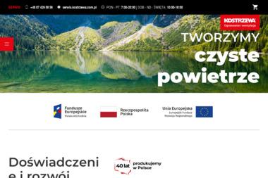 P.P.H. Kostrzewa - Producent Kotłów CO Giżycko
