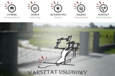 WARSZTAT USŁUGOWY Robert Wiśniewski - Ogrodzenia Kute Łęczyca