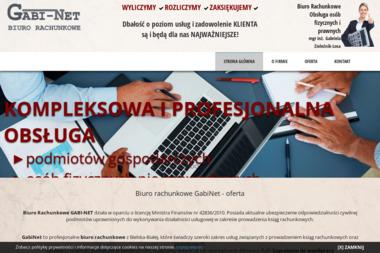 Gabriela Zieleźnik Losa Gabi Net - Usługi finansowe Łodygowice