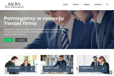 Biuro Rachunkowe Mova Violetta Mencel - Biuro rachunkowe Włocławek