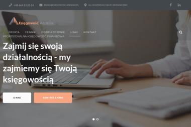 Jacek Andziak Usługi Księgowe - Prowadzenie Ksiąg Rachunkowych Nowy Kadłubek