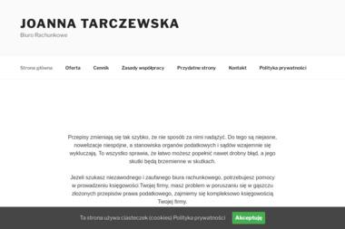 Biuro Rachunkowe Joanna Tarczewska - Księgowanie Przychodów i Rozchodów Brzeźno