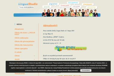 Lingua Studio - Szkoła językowa Przemyśl