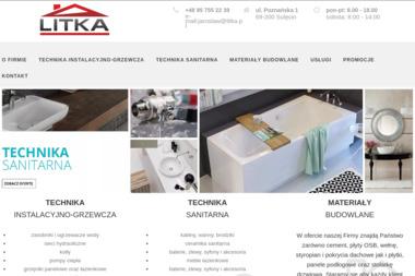 Centrum Instalacyjno-Techniczne LITKA - Pompy ciepła Sulęcin