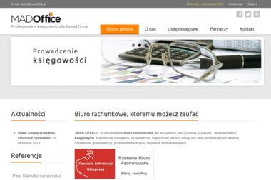 Stańko Danuta Mad Office - Prowadzenie Rachunkowości Kadłub