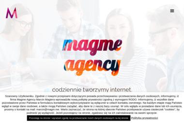 Magme Agency - Strony WWW Chrzanów
