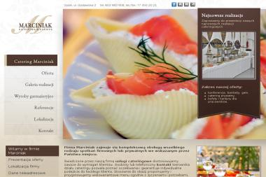 Marciniak  Usługi Gastronomiczne - Catering Opole
