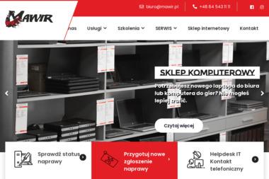 Mawir - Naprawa komputerów Zamość