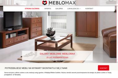 Meblomax - Architekt wnętrz Kożuchów