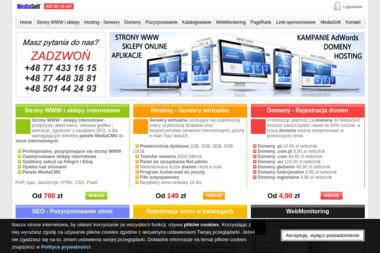 MediaSoft - Agencja interaktywna Nysa