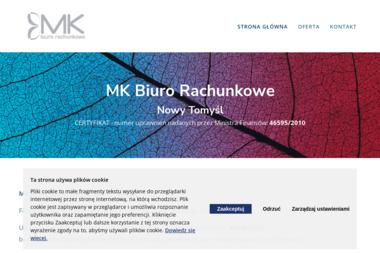 MK Biuro Rachunkowe - Finanse Nowy Tomyśl