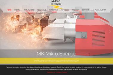 Mk Micro Energy Kazimierz Martychowiec - Hydraulik Opole