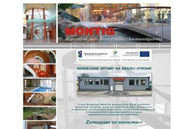 MONTIG - Balustrady Bielsko-Biała