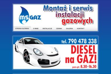 MS-Gaz - Montaż Instalacji LPG Rzeszów