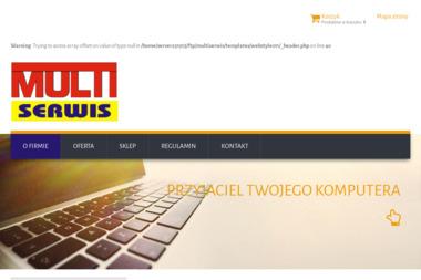 Multi Serwis - Usługi Komputerowe Biała Podlaska