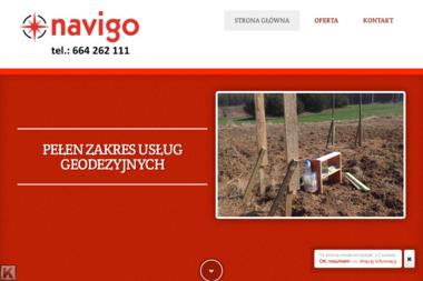 NAVIGO - GEODEZJA - Usługi Geodezyjne Bydgoszcz
